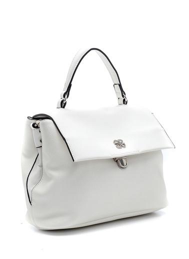 Derimod Kadın Çanta (M4162) Casual Beyaz